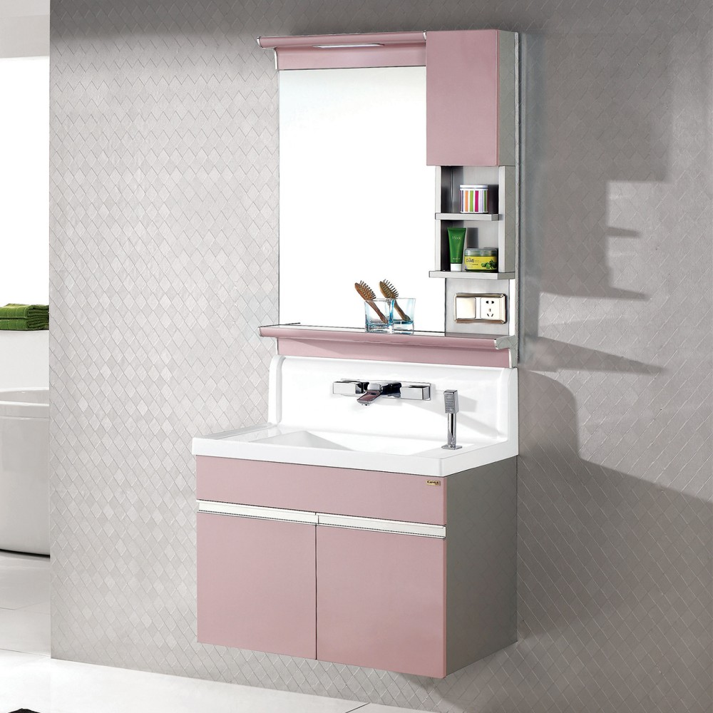 economic bathroom vanity 600mm 800mm white black brown