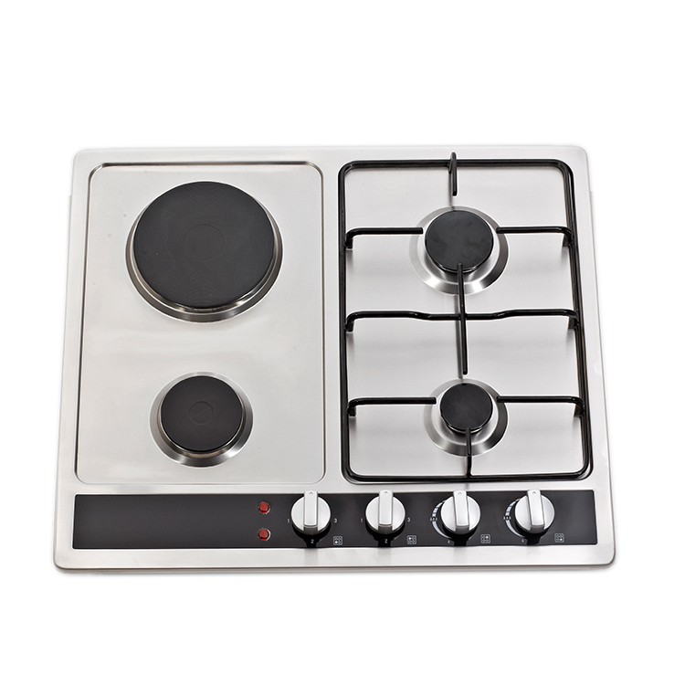 OEM acceptable cast iron gas hob