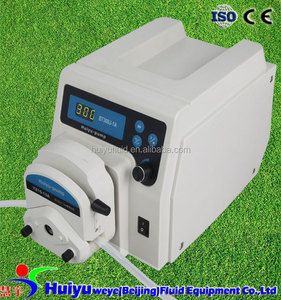 medium flow rate peristaltic pump
