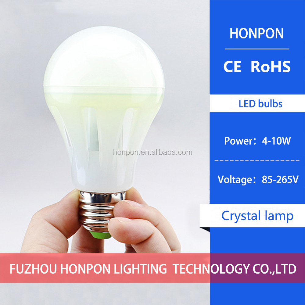 High lumen MCOB rgb led bulb with ir remote with CE ROHS