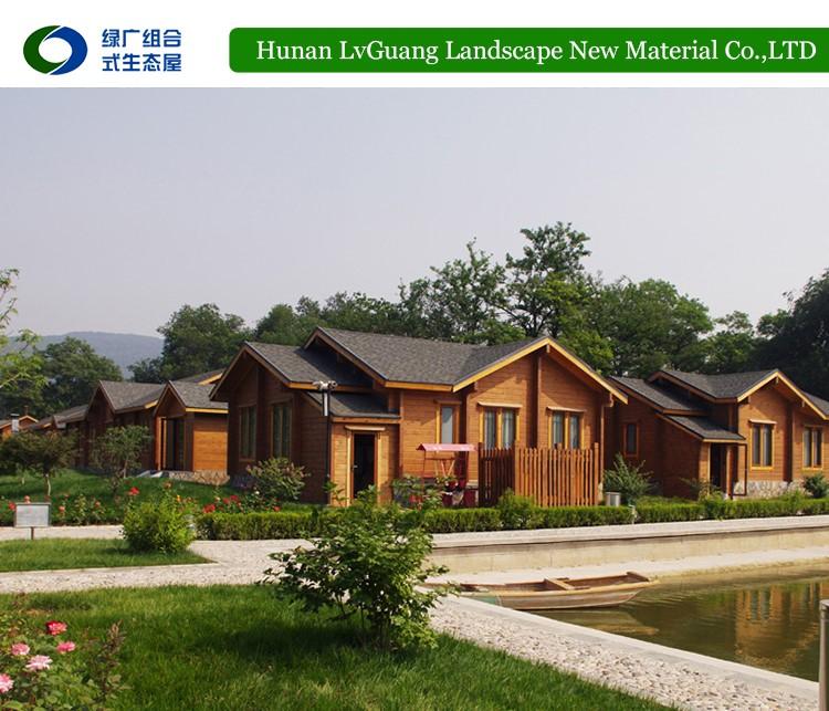 Buy cheap modular log home,low cost small home - Qingdao XGZ