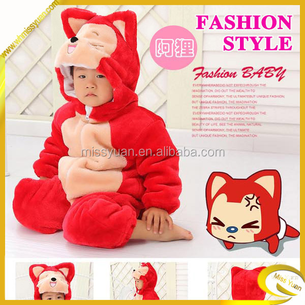 China manufacturer infant baby winter pajamas