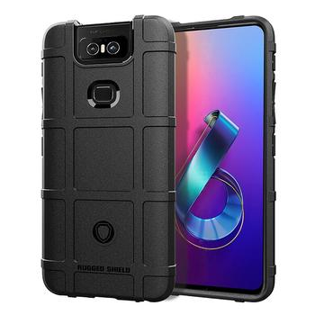 shockproof tpu mobile phone case for ASUS ZenFone 6 back covers