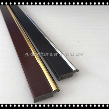 Coffee Gold Color Picture Frame Molding Manufacturer - Buy Ps Frames ...