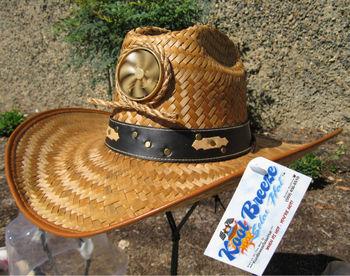 62d83182830 Solar Hat (kool Breeze Solar Hat) - Buy Solar Hat Fan Product on ...