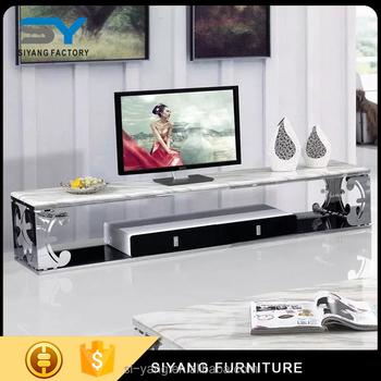 2017 Tv Gabinete Sala Muebles De Sala Diseños Con Base De Acero ...
