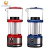 Solar rechargeable emergency portable lamp CE COC approval solar powered lantern with radio led solar lantern price