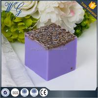 Natural lavender essential oil soap