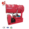 CE industrial spray 100m water mist fog cannon for dust suppression dust control