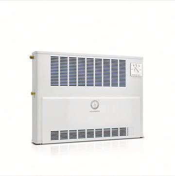 3.5/4.2/4.5/6.5kw chilled water fan coil units radiator for room heating