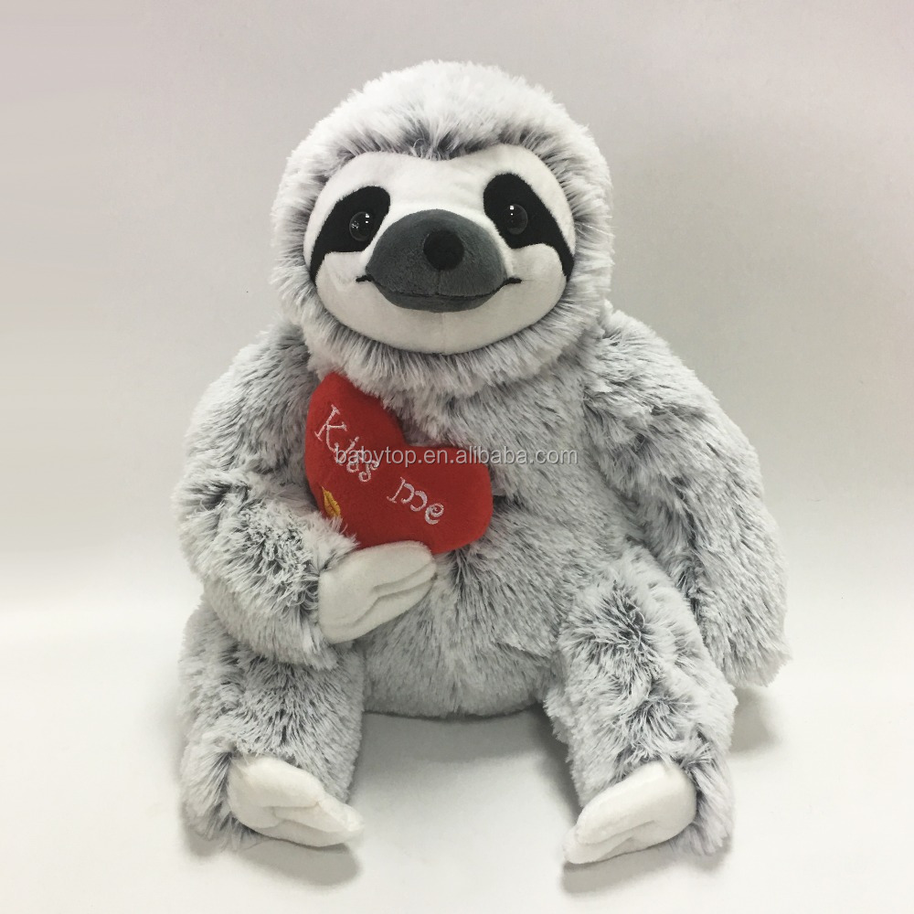 Cuddly SLOTH Animal SOFT TOY 75cm NEW With Tags
