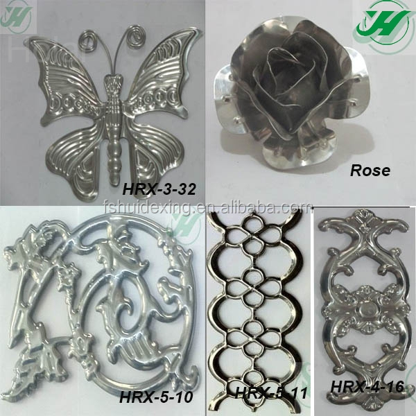 Holar Decorative Fence Inserts Metal Flower Design Buy