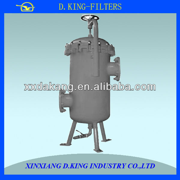 Professional Factory Supply bag filter housings for sugar syrup filter