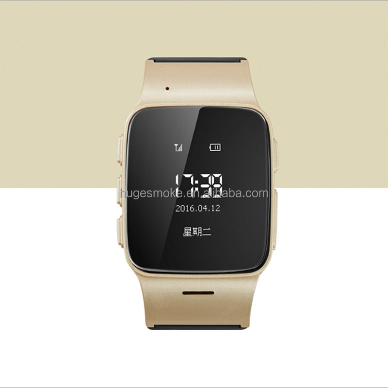 New mobile watch sim card sos GPS watch phone elderly fitness tracker smart watch
