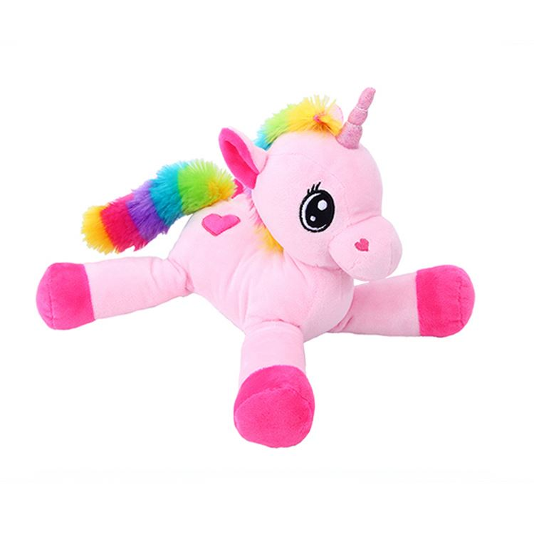 Wholesale cute luna the unicorn <strong>plush</strong> interactive