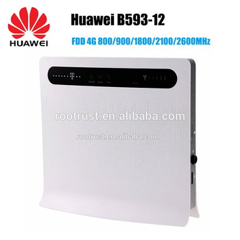 Huawei B593 4g Lte Cpe Router Unlocked - Buy Huawei B953 Lte Router Product  on Alibaba com