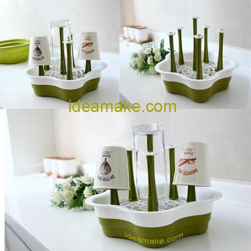 grossiste egouttoir vaisselle rouge acheter les meilleurs. Black Bedroom Furniture Sets. Home Design Ideas