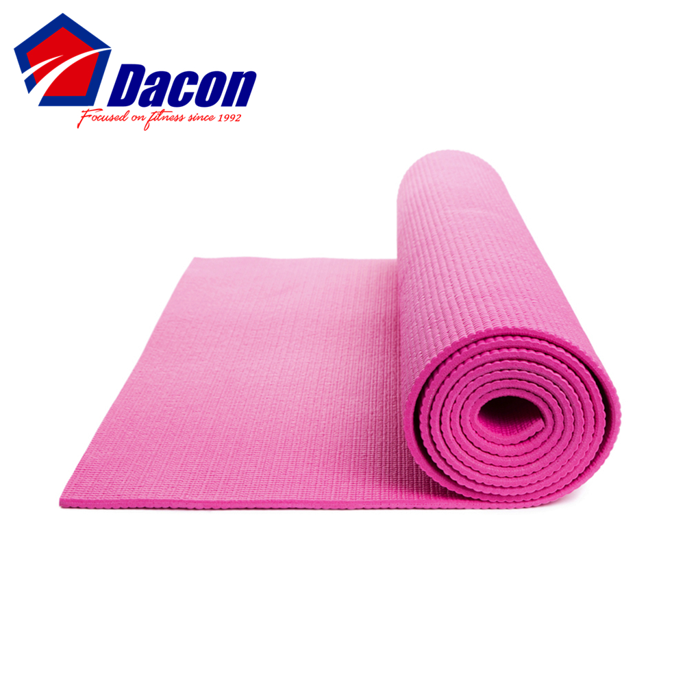 Wholesale custom printed pvc yoga mat