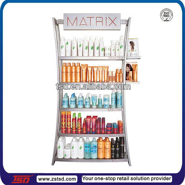 Tsd M137 Custom High Quality Pos Metal Hair Salon Products