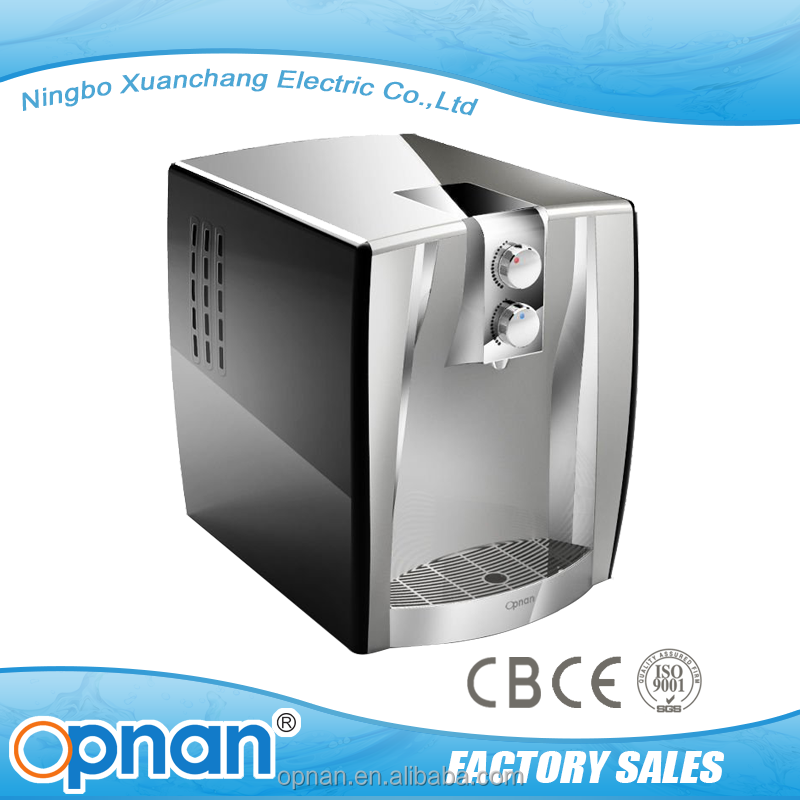 countertop UF water dispenser