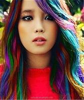 Soft Hair Color Powder Temporary Rainbow Color Hair Product,Temporary Single Piece Hair Chalk