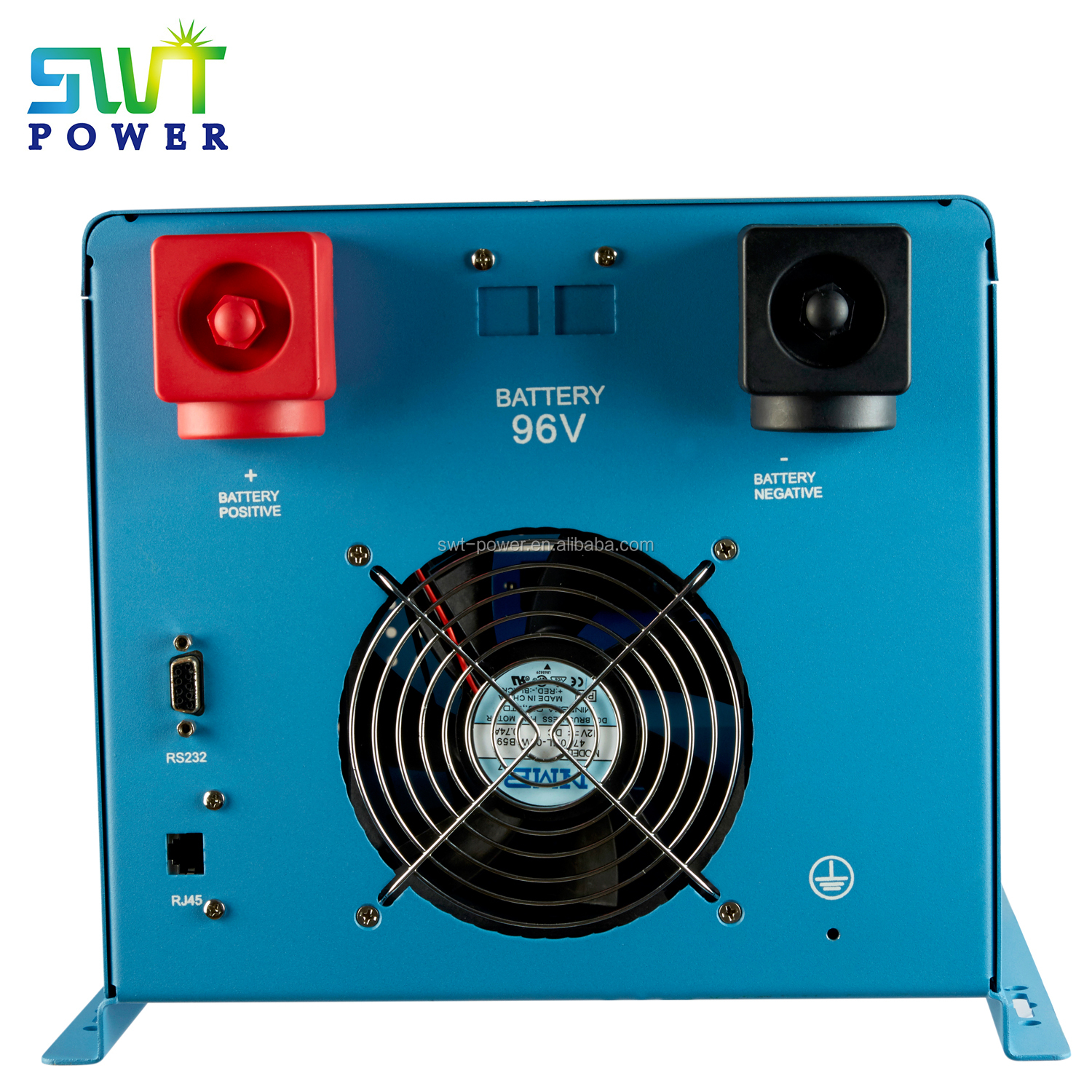 Pure Sine Wave On/off Grid Solar Inverter Hybrid with Batter Backup 1KW 10KW Low Frequency for Home System