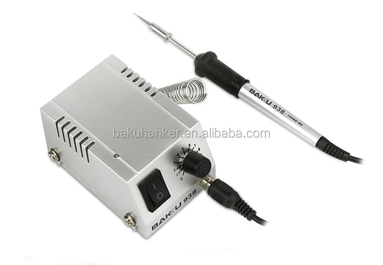 Best Sale BAKU Anti-static Soldering and Desoldering Station (BK-938 soldering machine)