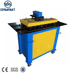 Factory quality Hvac Duct Pittsburgh Locking Forming Machine fomer Seaming Machine