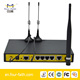 4g 3g router sim card slot with external antenna