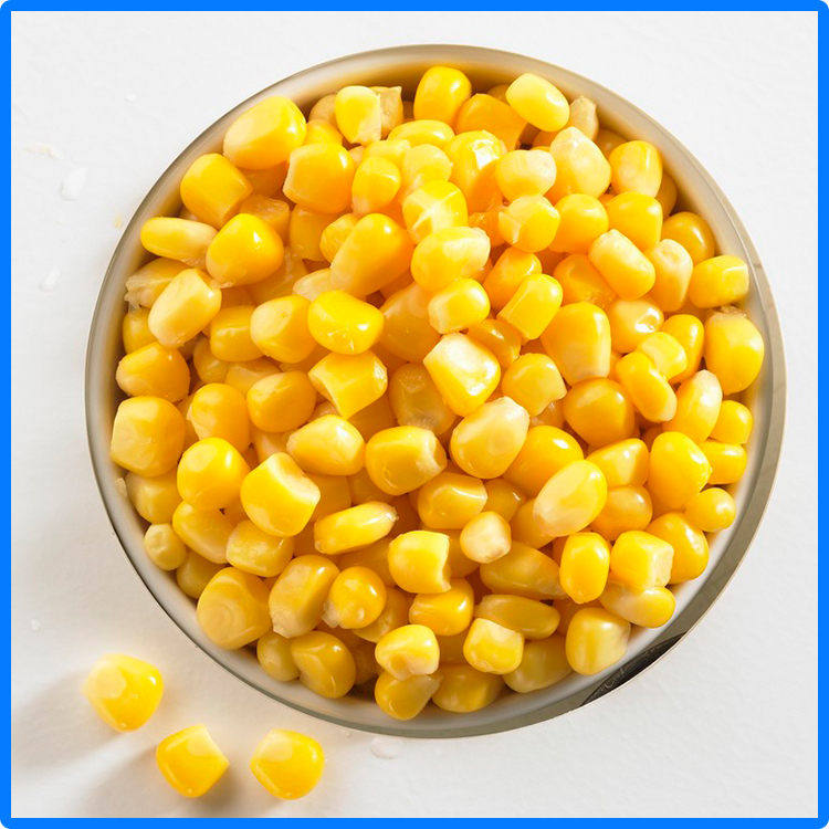 140g thailand canned sweet corn