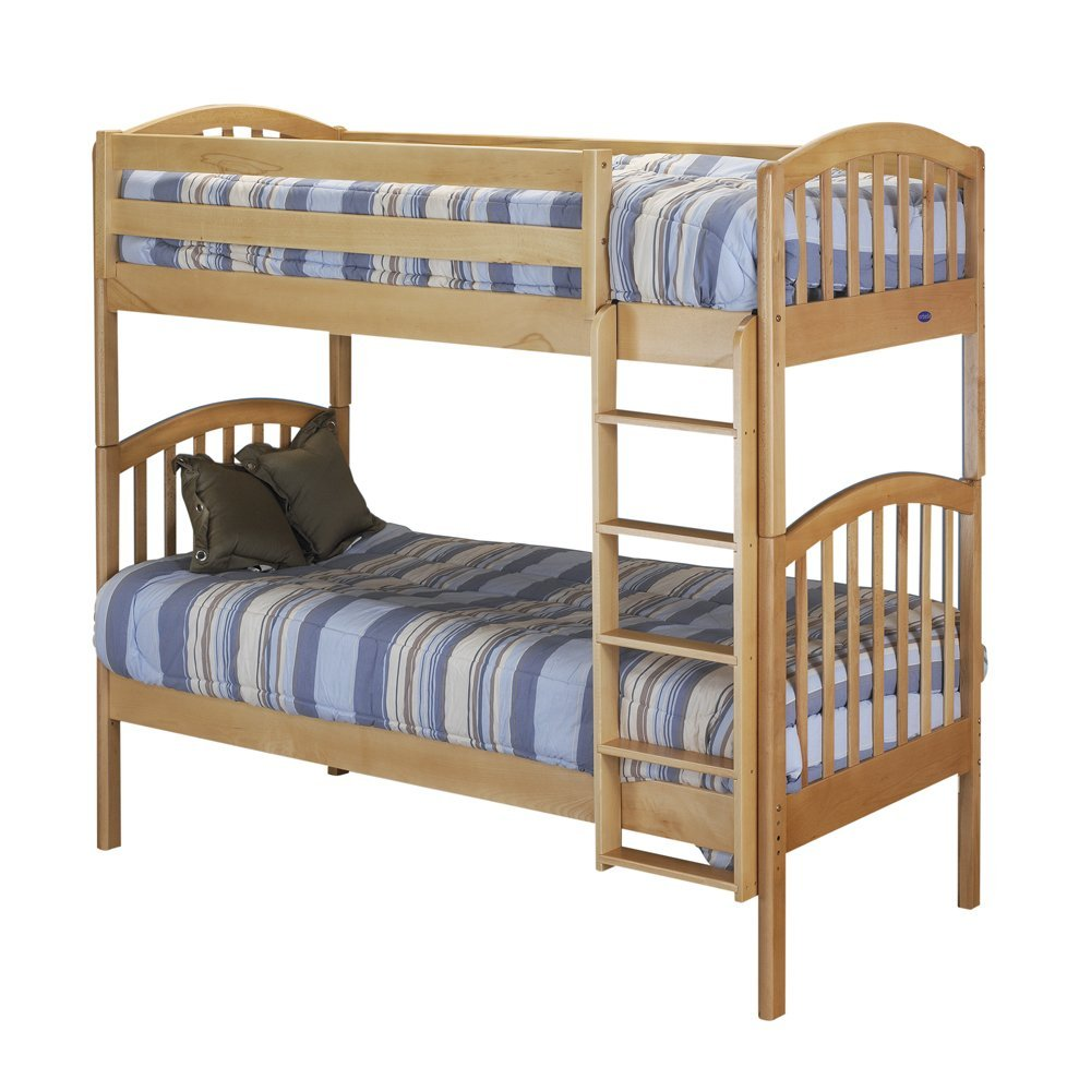 Orbelle Trading Bunk Beds, Natural