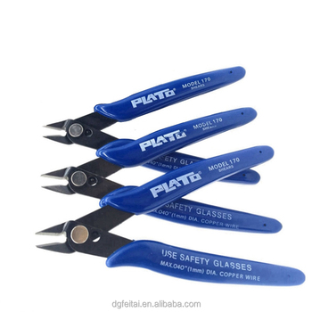 Plato 170 Best Wire Cutting Nipper Pliers For 1mm Diameter Copper