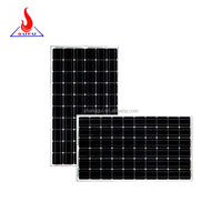 Hot sale 220w mono crystalline pv solar module solar panel with TUV certification