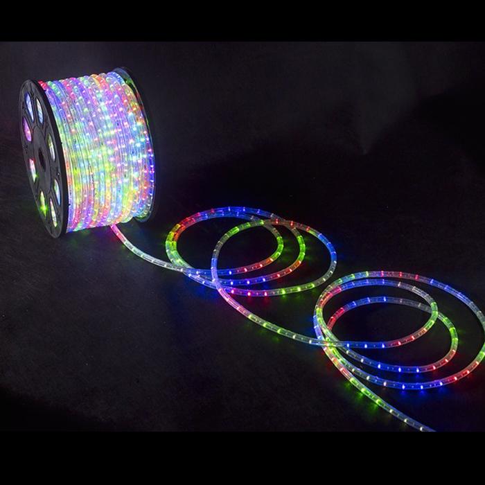 Outdoor Led Pond Lighting 12v Led Waterproof Rope Light Neon Tube ...