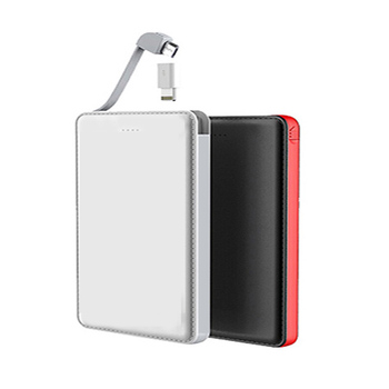 Wholesale Best Wallet Power Banks Portable Usb Charger Charger Battery Power Bank Factory
