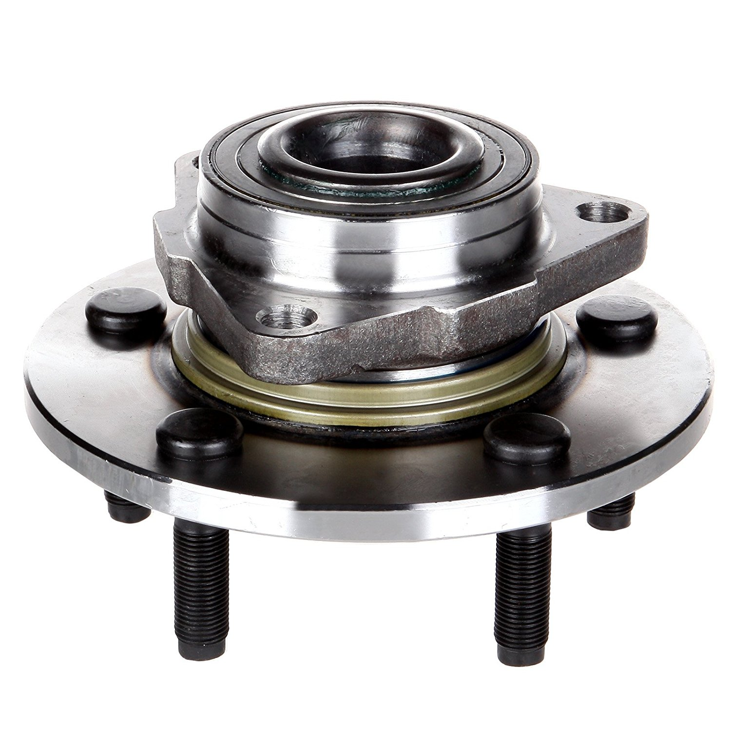 Scitoo 515072 Front Wheel Hub Bearing Assembly fit 02-08 Dodge 5 Lugs