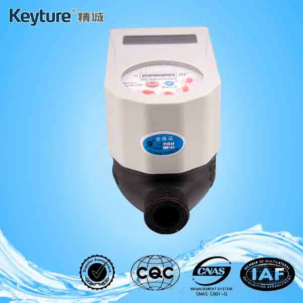 Smart Water Meter with Ball Valve