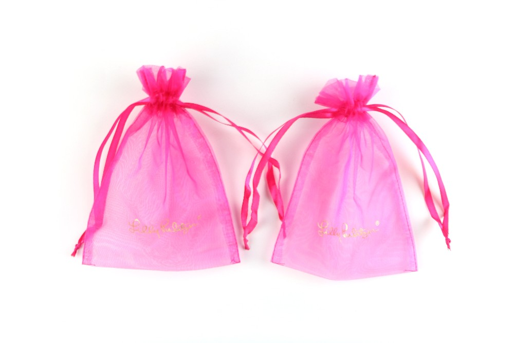 Custom Organza Bag