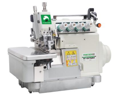 ST EXT 5214D-5 direct drive high-speed overlock sewing machine with variable top feed