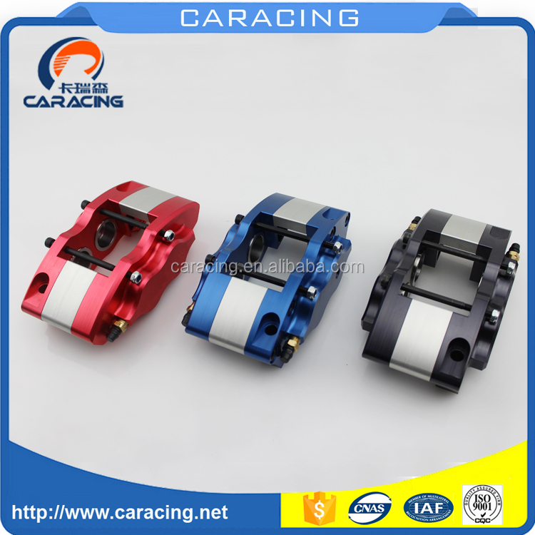 6061(T6) aluminium brake caliper 4 piston