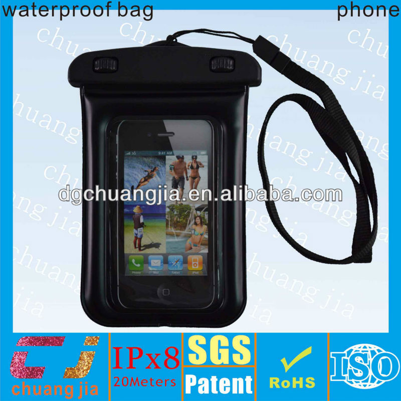 Top quality made in china water proof bag for iphone 5s