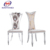 Modern wholesale stainless steel wedding chair on discount