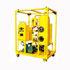 2016 movable Waste motor oil purifier car oil filter machine