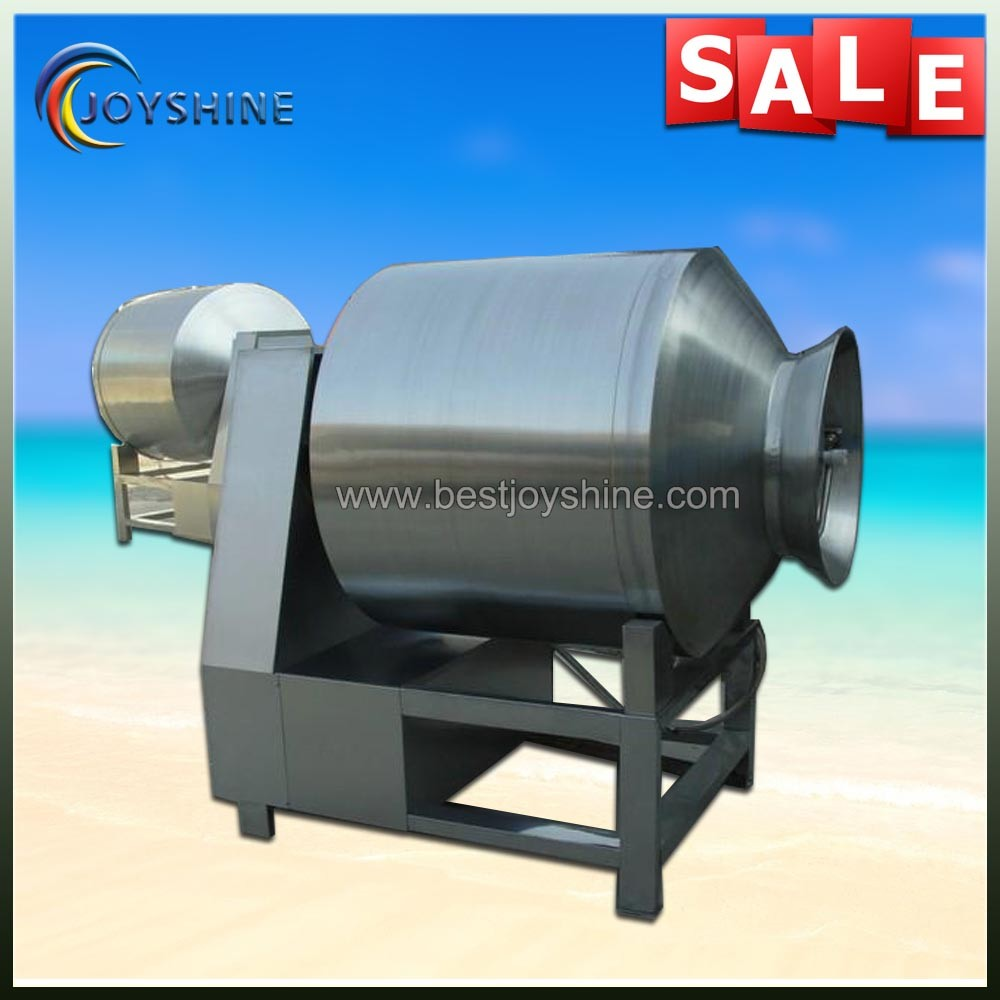 Alibaba Top 10 multifucntional stainless steel Chicken meat vacuum tumbler machine
