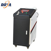 1000W Laser Rust Removal Cleaning System Machine 100W 200W 500W
