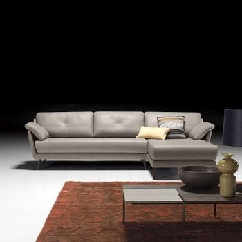 Luxury Indoor Italian Beige Minimalist Style L Shaped Corner Leather Living  Room Sofa Set - Buy Sofa Sets For Living Room Modern,Furniture Living Room  ...