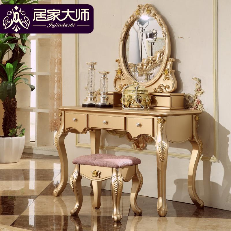 Popular Mirrored Vanity Dressing Table Buy Cheap Mirrored