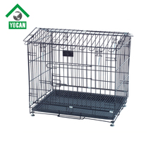 Top grade large steel dog cage