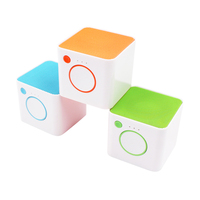 2016 Mp3 Rechargeable With Memory Card Ahuja Wster Multifunction Portable Amplifier Music Mini Bluetooth Blue Tooth Speaker