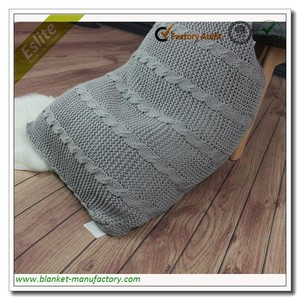 Wholesale Classic Comfortable Bean Bag Cover Knit Bean Bag Chair
